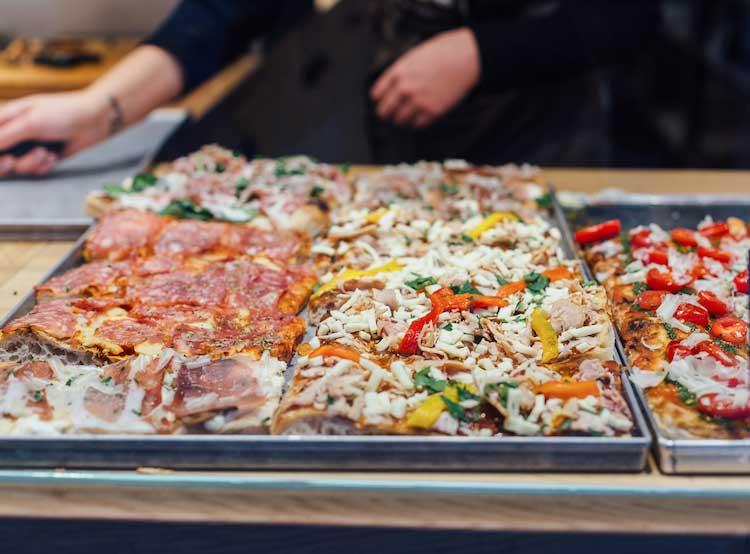 Delicious Pizza al Taglio