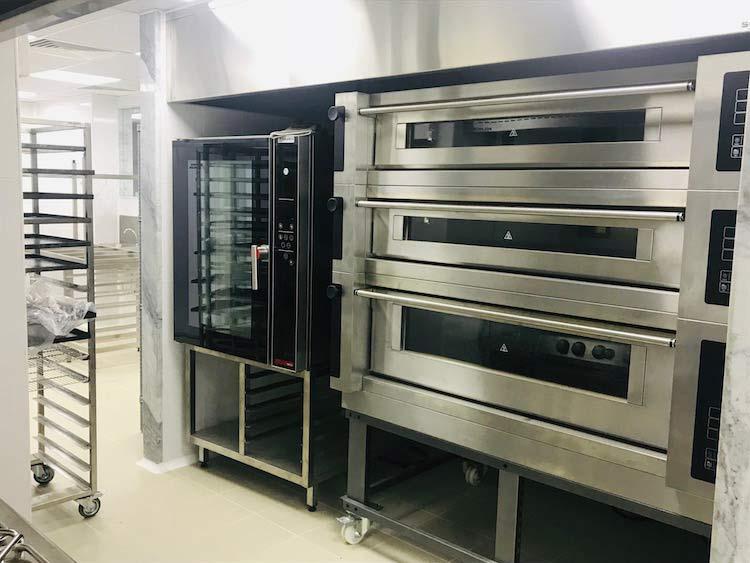 Electric Pizza Taglio Oven