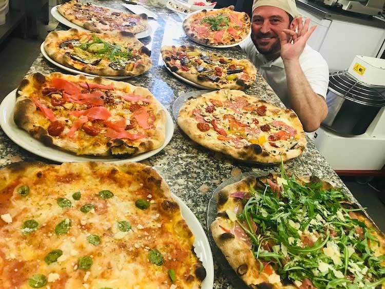 Italian Nice Pizzas