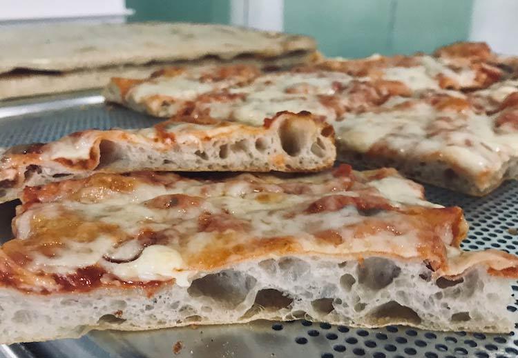Long Maturation Pizza al Taglio