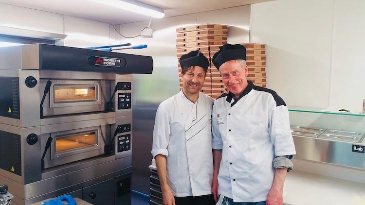 Pizza Chefs Pizza Oven