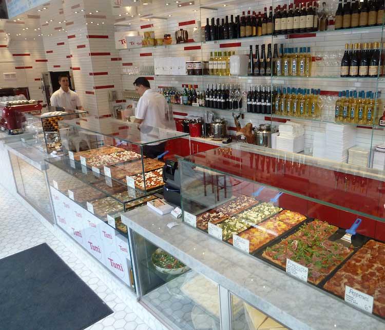 Pizza Taglio Rome
