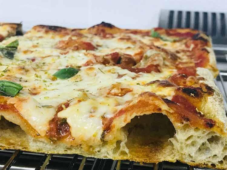 Pizza Taglio Slice