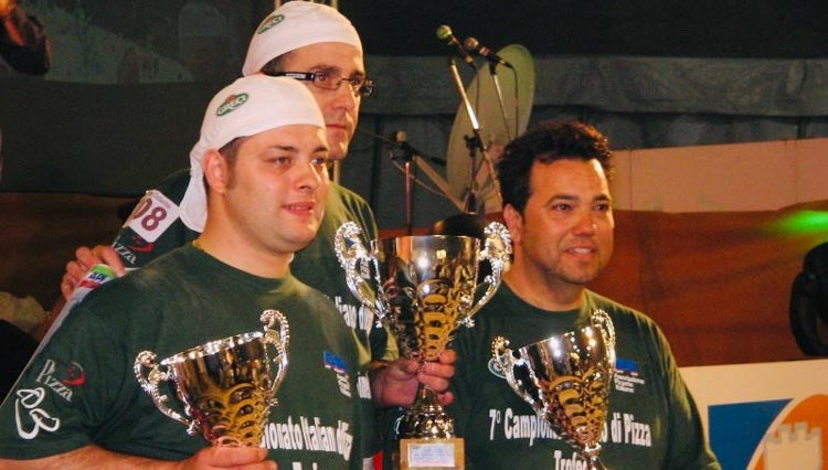 Pizza world cup, Rome