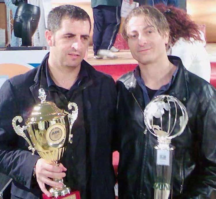 Pizza World Champion Francesco