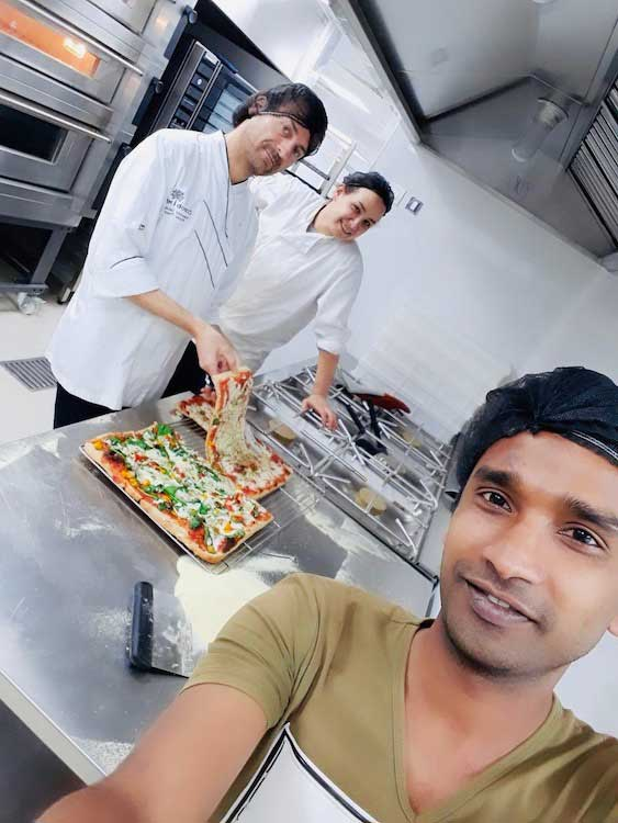 Pizza al Taglio Pizzaioli