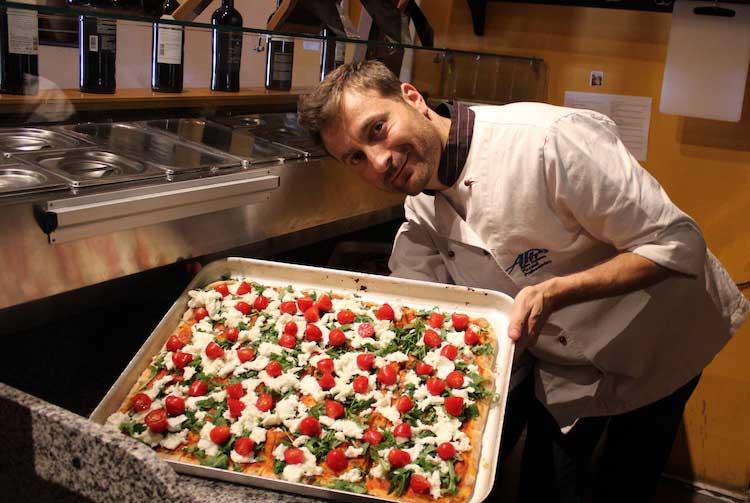 Pizza al Taglio Pizzaiolo
