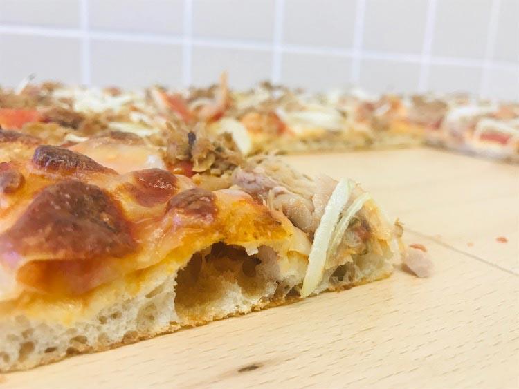 Pizza al Taglio Slice