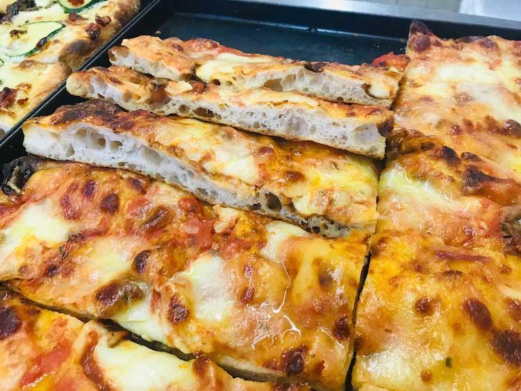 Pizza al Taglio Slices