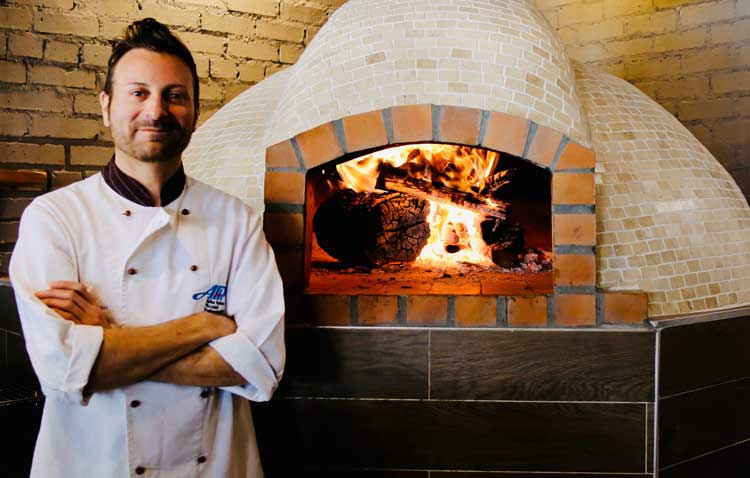 wood-fired oven pizzaiolo course
