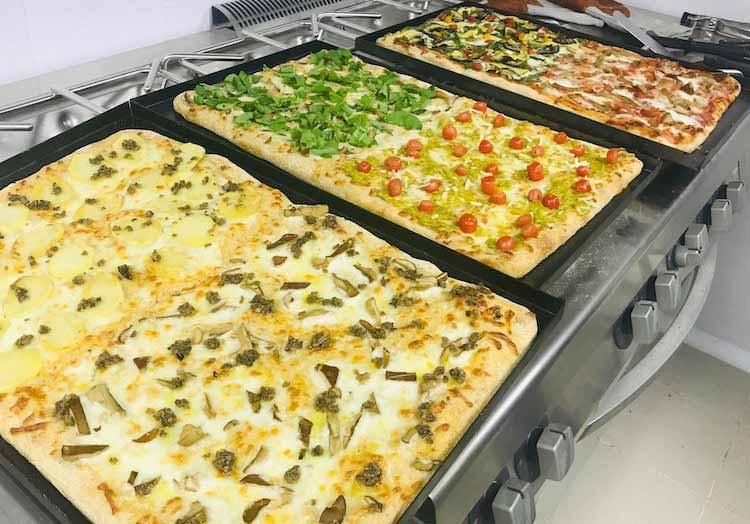 Rectangular-Roman-Pizza