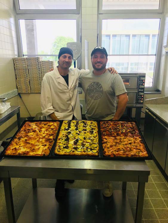 Roman-Pizza