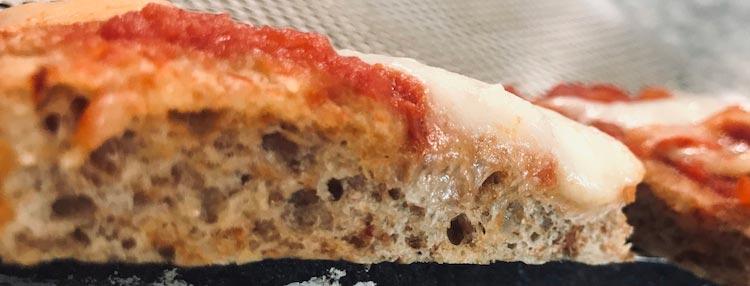 Wholegrain Pizza