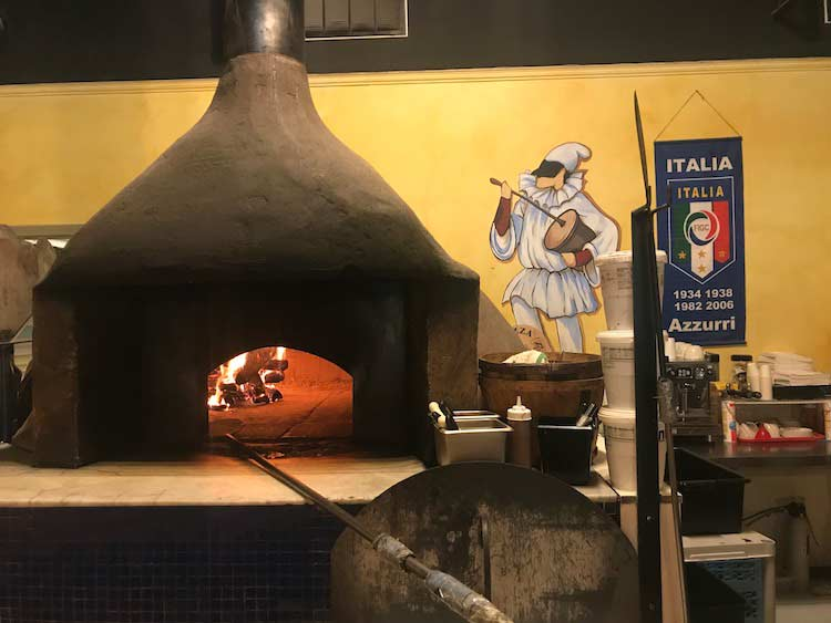 Wood Fired Neapolitan Oven